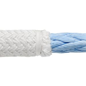 multipurpose rope / double-braid / tight braid / for sailing superyachts