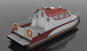 utility boat