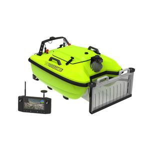 waste collection marine drone