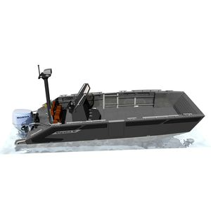 work boat professional boat / rescue boat / troop carrier / landing craft