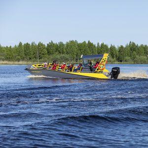passenger boat