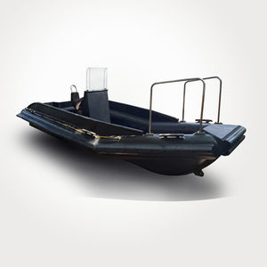 rigid hull work boat