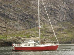 charter sailing yacht