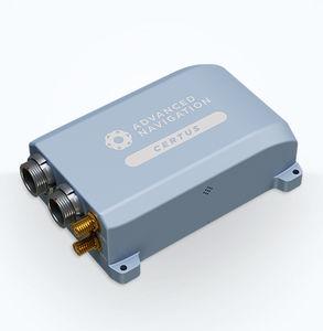 AUV inertial navigation system