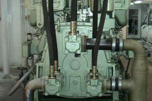 hydraulic system drive unit