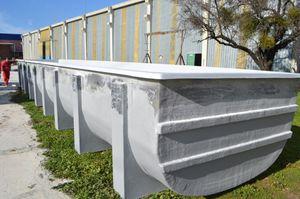 aquaculture breeding tank