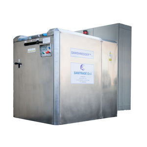 food waste treatment system