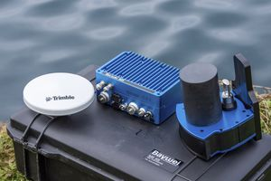 bathymetry survey sonar