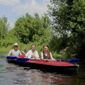 folding kayak