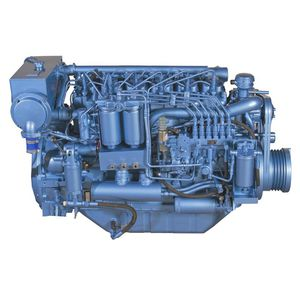 inboard engine / diesel / professional vessel / turbocharged