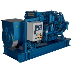 ship generator set / diesel / high-speed / emergency