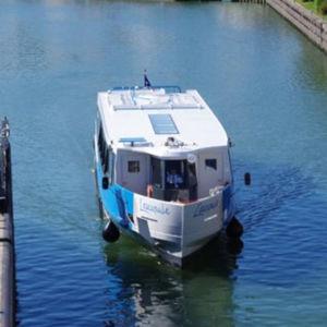 hybrid passenger ferry
