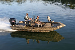 center console jon boat