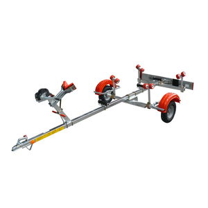 road trailer / for boats / windsurf / roller