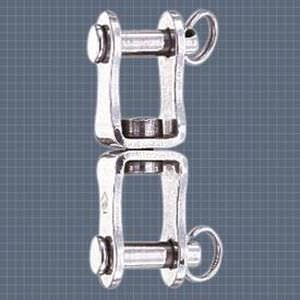 double shackle swivel / multi-function / for sailboats
