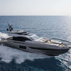 cruising motor yacht / flybridge / IPS / carbon fiber