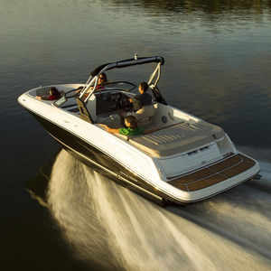 sterndrive runabout / outboard / dual-console / bowrider