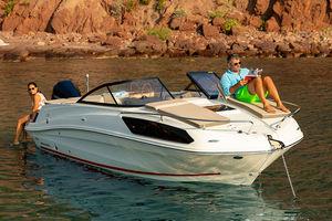 outboard cabin cruiser / open / 9-person max. / 4-berth