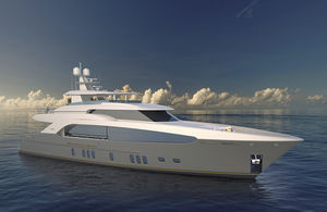 cruising super-yacht / raised pilothouse / with 3 or 4 cabins / custom