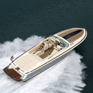 Twin-engine express cruiser - All boating and marine