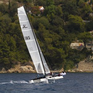 regatta sport catamaran