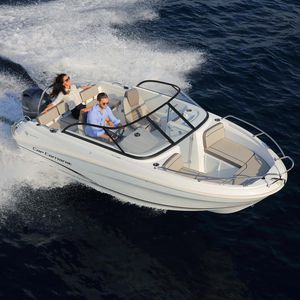 outboard runabout / dual-console / bowrider / wakeboard