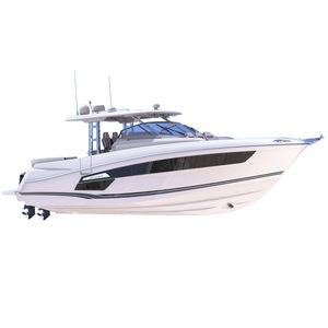 outboard express cruiser / twin-engine / open / cruising