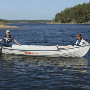 electro solar small boat