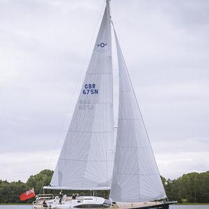 mainsail / for cruising sailboats / 3DI® / furler