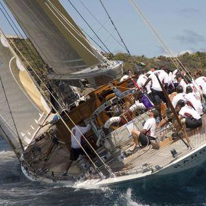 sailing yacht mast / carbon / racing / classic