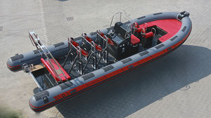 work boat professional boat / utility boat / sightseeing boat / outboard