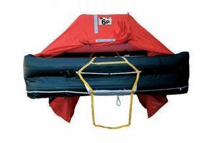 yacht liferaft