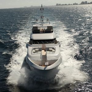 cruising super-yacht / raised pilothouse / displacement / 8-cabin