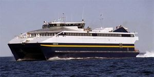 high-speed passenger ferry