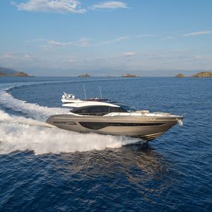sport motor yacht