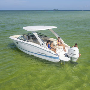 outboard runabout / dual-console / ski / wakeboard