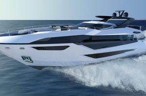 cruising motor yacht / flybridge / wheelhouse / 3-cabin