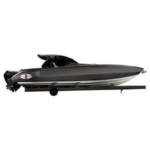 outboard center console boat / four-engine / high-speed / racing