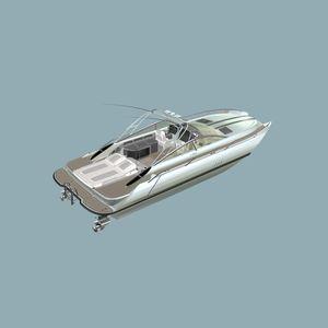 catamaran runabout