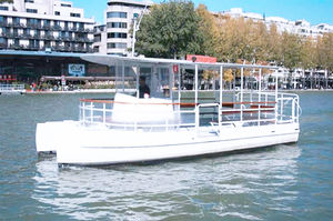 electric sightseeing boat