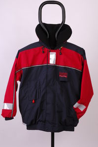 offshore sailing jacket / breathable / hooded