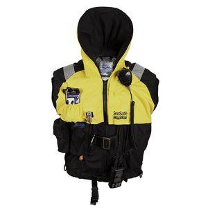 professional jacket / floating / sleeveless