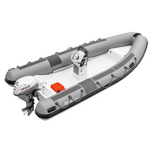 utility boat professional boat / outboard / rigid hull inflatable boat