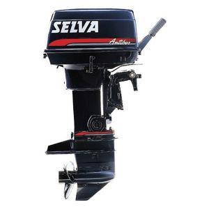 outboard engine / gasoline / boating / 2-stroke