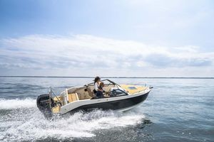 outboard express cruiser