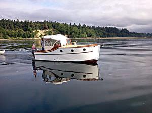 inboard day cruiser