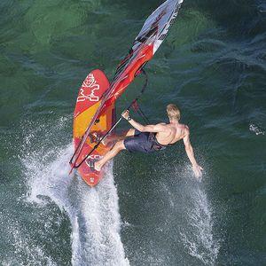 wave windsurf board / freeride / freewave / fast