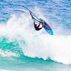 wave windsurf board