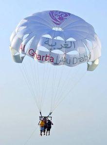 high wind parasail