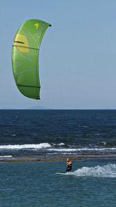 bow kitesurf kite